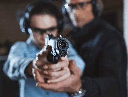 Krakow shooting range